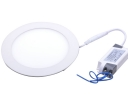 WUS-THD-2Y-2835-60 Round 12W High Power Super White LED Panel lights(White light)