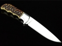 Double-Sided Wolf SA29 Hunting Knife