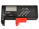 BT-168D Digital Battery Tester Checks 9 v NiMH / 1.5 v AA AAA Button Batteries