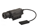 5MW YHGD 532 nM Red Laser Sight + Flashlight Combo