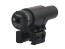 Black Stainless Steel Armed Red Laser Sight