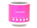 KAIDAER MN01 Portable Mini Speakers Perfect Sound Speaker With Micro SD Card Slot