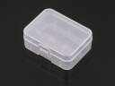 Soshine 2 x 18500 Battery Plastic Storage Holder