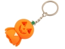 Pumpkin lantern Red lights LED  Keychain