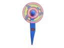 New style Pencil Fan Summer Mini Cartoon Multifunctional Fan Pen Color