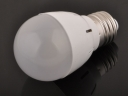 E27 3W 250LM 6000K  Warm white LED Light Bulb