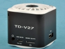 Mini Portable Micro TD-V27 SD/TF/FM Digital Speaker