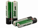 Wholeslae 4pcs/lot AAA 1.2V 900mAh NI-MH battery wiht Battery Storage Case