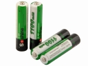Wholesale 4pcs/lot  Soshine 1.2V 1100mAh AAAA NI-MH battery Rehargeable Battery with Battery Storge box