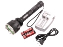 NOKOSER T6808 CREE XM-L T6 960 lm 5 mode LED Flashlight Kit