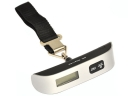 Portable electronic luggage hook scale With Green Backlight LCD Display for Traveling