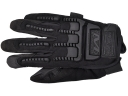 M-PACT Black Color M/L/XL Size Half-Finger Sport Glove