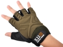 5.11 TACTOCAL Army Green composite material Outdoor half-finger ridding /climbing ventilate sport gloves