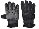 Black Color composite material Transformers Outdoor Full-finger safeguard sport gloves