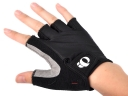 iQ PENUIZLMI Black Gray Color Outdoor Sport Nylon Half-finger gloves