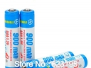 4pcs TrustFire 900mAh AAA 1.2V Rechargeable Battery With Battery Box