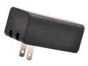 SC-USB04  5V 21000mA usb charger US plug power adapter for Ipad3/iphone4 4s