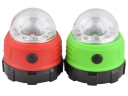 YT-817B  High Power 1 W 10 LED Magnetic Tail Bivouac Light Camping Light