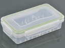 Transparent 2*18650 & 4*18350 Battery Waterproof Plastic Case Holder Storage Box