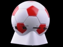 Football Style Portable Mini Speaker Support TF Card/USB/DC 5V/AUX  Music Player