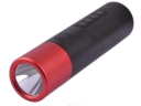 Freeman X7 Fashion Outdoor Mulit-Function Outdoor Portable with XP-E Flashlight Battery-Replaceable Mini USB FM Speaker
