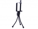 I-13-BK Mini Desktop Small Tripod + L6 Creative Large General holder