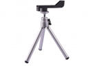I-12-3-SL Mini Desktop Tripod -Three Sections+ S-I5BK-Package-2 holder