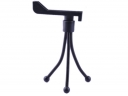 I-13-BK Mini Desktop Small Tripod + S-I5BK-Package holder