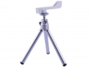 I-12-3-SL Mini Desktop Tripod-Three Sections+ S-I5WH-Package-2 holder