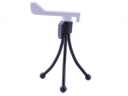 I-13-BK Mini Desktop Small Tripod+ S-I5WH-Package holder