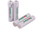 Soshine 1000mAh AAA 1.2V Rechargeable Ni-MH Battery(4 PCS)