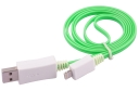 5G TC-ELW 1M 3.5mm USB Charger Cable For iPhone5/iPhone5S/iPhone 5C/iPad Tablets