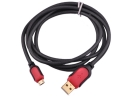 LX-A306 1.5M 3.5mm USB Charge Sync Cable For Samsung Galaxy S2/S3/S4 and HTC Smart Phone
