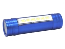 LT-XL80 6xLED 1200Lm 3 Mode Rechargeable 2 in 1 LED Flashlight Torch -Blue