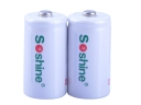 Soshine C/R14 1.2V 5500 mAh Rechargeable Ni-MH Battery