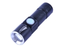 Portable Multi-fonction USB Rechargeable LED 240Lm 3 Mode LED Flashlight Torch