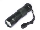 UV LED 395-400nm 12 LED Flashlight Torch
