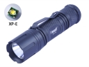 Hugsby XP-18 CREE XP-G R5 LED 350Lm 1 Mode Tail Switch LED Flashlight Torch