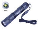 Hugsby XP-11 CREE XP-G R5 LED 350Lm 1 Mode Tail Switch LED Flashlight Torch