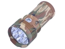 OEM 9x CREE XM-L T6 LED 1200Lm 5 Mode Side Touch Switch LED Strong Light Flashlight Torch