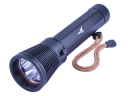 LusteFire DV300 4*CREE L2 LED Max 3000Lm 3 Mode Yellow Light Diving Flashlight Torch