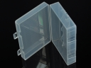 Transparent 8xAA / 4x26650 Battery Plastic Case Holder Storage Box