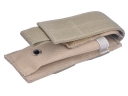 600D Oxford Cloth Ammunition bag Cartridge bag Tactical Sports Bullet bag(Army color)