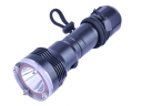 LusteFire DV115 CREE L2 LED 960lm 3 Mode yellow Diving Flashlight Torch