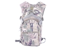Multifunction the 420D Nylon Shoulder Bag Outdoor Backpack(Camouflage)