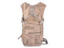 Multifunction the 420D Nylon Shoulder Bag Outdoor Backpack(Grey)