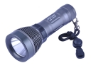 CREE T6 LED 980Lm 2 Mode Magnetic Control Switch LED Diving Flashlight Torch