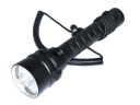 5xCREE XM-L L2 LED 3800Lm Magnetic opening LED Diving Flashlight Torch