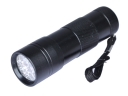 UV LED 395-400nm 12 LED Flashlight Torch(Four color selection)