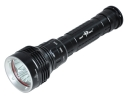 SKYRAY SY-068 5x CREE XM-L2 LED 8000 Lumens 3 Mode Twist LED Diving Flashlight Torch